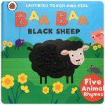 Książka Baa baa black sheep
