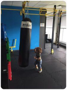 Sport z dzieckiem