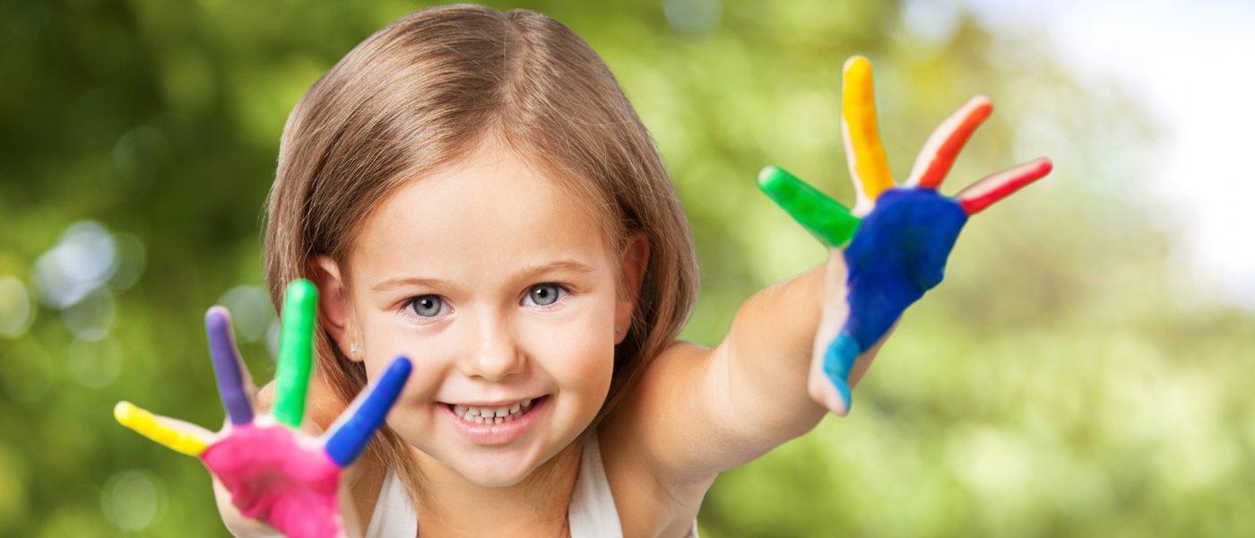Strona o tym, jak rozwijać potencjał dzieci